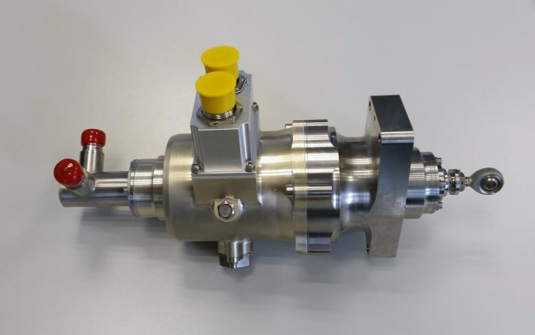 E-SEMA (Electrical Smart EM Actuator)