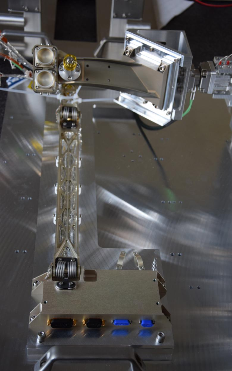 Umbilical Release Mechanism for ExoMars – engineering model