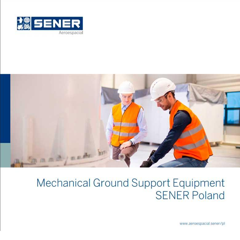 Mechanical Ground Support Equipment (MGSE)