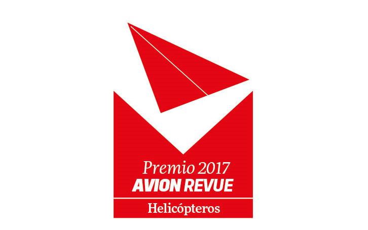 Avion Revue 2017 prize in the 'Helicopters' category